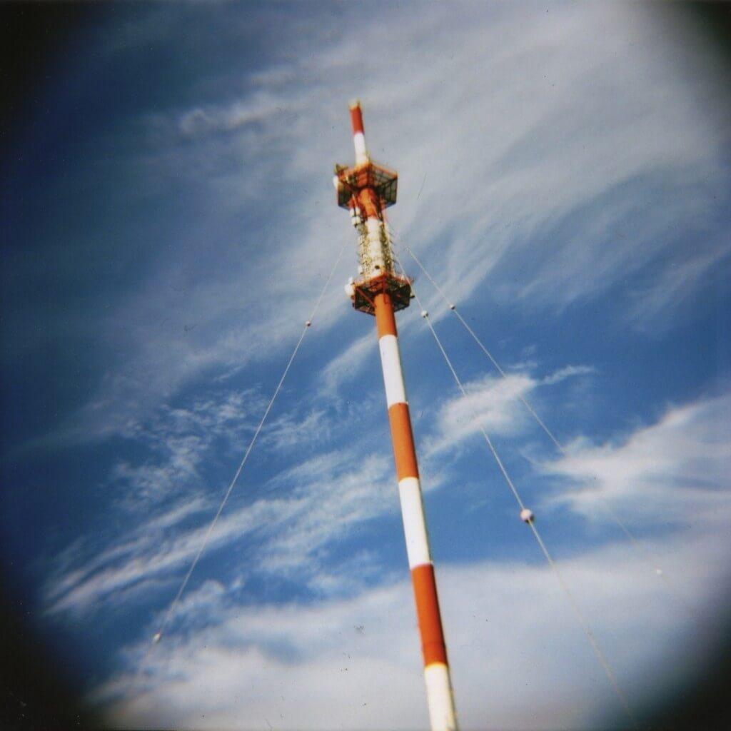 La tour radio